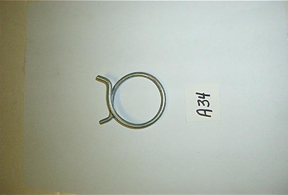 ... N.O.S. St&ed u0026 Dated or Unst&ed u0026 Undated 1959-69 10.00 image A 30 Radiator Hose Upper N.O.S. Corbin Spring Ring Correct Finish 1955-59 5.00 image ... & Hose Clamps